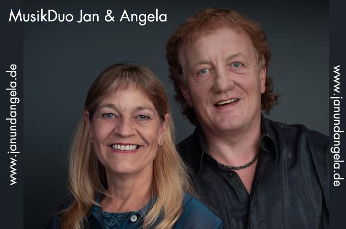 Musik Duo aus Nürnberg: Jan und Angela